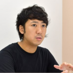 Takuma Terakubo, head of the Japanese venture capital firm Uncovered Fund. © FQ